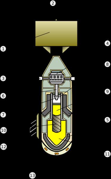 atomic weapon : atomic bomb diagram - findchart.co