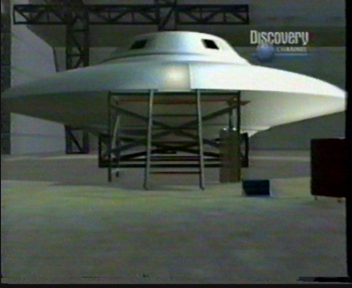 Bob lazar ın çalıştığı dünya dışı ufolara ait hangar