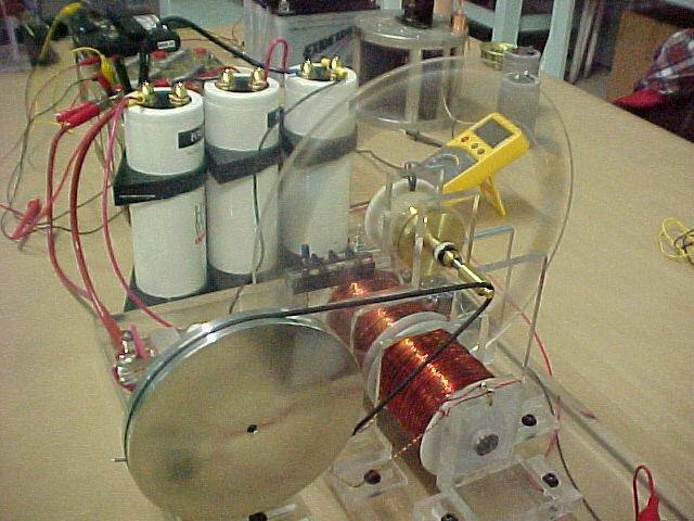 Генератор электричества из электродвигателя своими руками